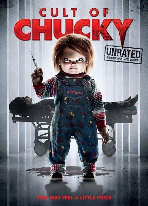 Cult of Chucky (2017) DVDrip