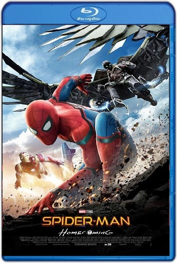 Spider-Man: De regreso a casa 2017 HD 720p