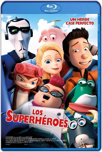 Los superhéroes (2016) HD 720p
