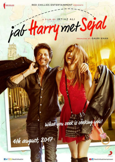 Jab Harry met Sejal (2017) HD 720p Subtitulados