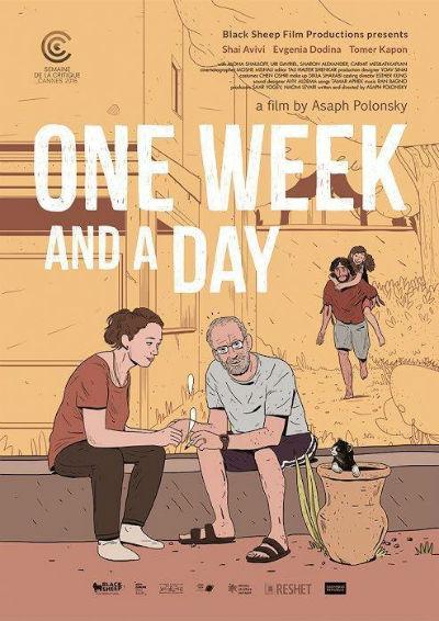 Una semana y un día (2016) DVDRip subtitulados
