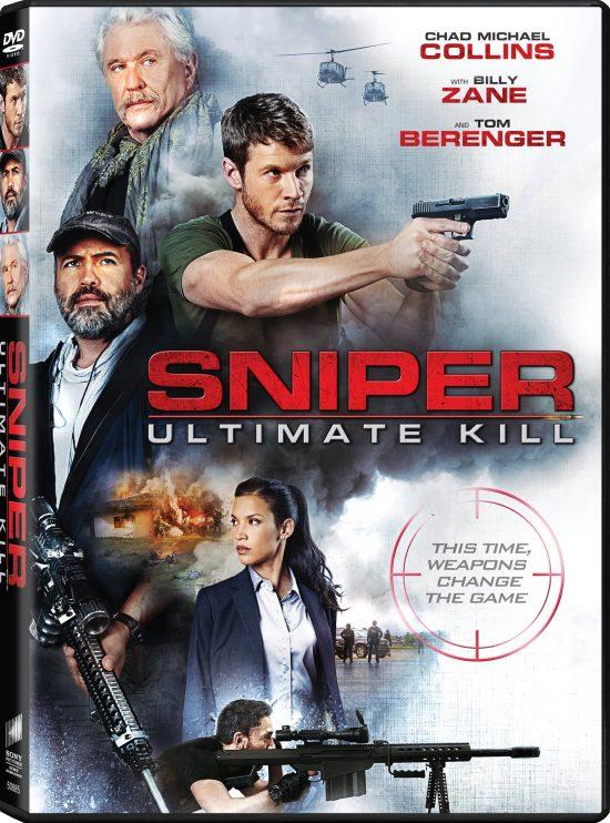 Sniper: Ultimate Kill (2017) DVDRip Subtitulados