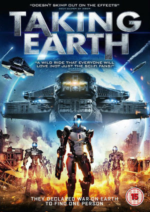Taking Earth (2017) DVDRip Subtitulados