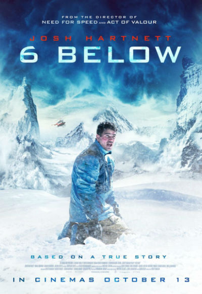 6 Below: Miracle on the Mountain (2017) WEB-DL 720p Subtitulados