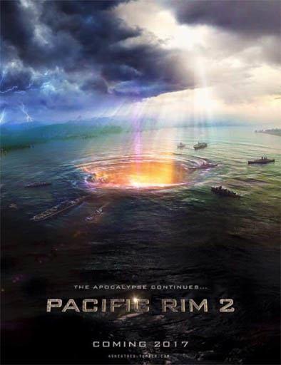 Titanes del Pacífico: La Insurrección (2018)