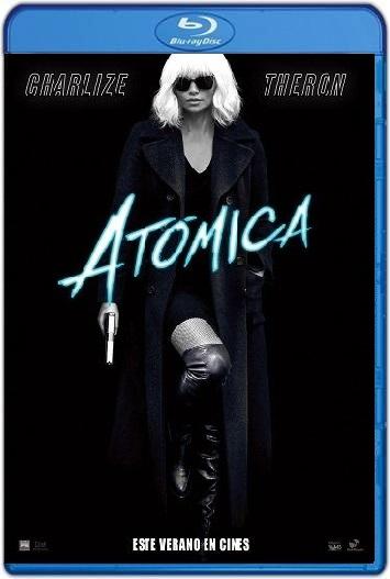 Atomic Blonde (2017) HD 720p Latino