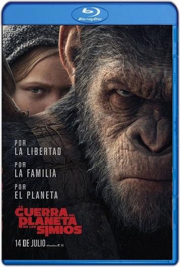 La guerra del Planeta de los Simios (2017) HD 720p
