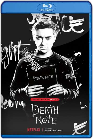 Death Note (2017) HD 720p Latino