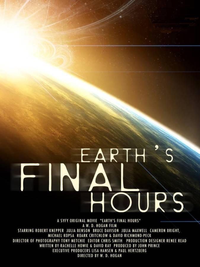 Las Ultimas Horas De La Tierra (2011) BluRay 720p Castellano