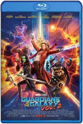 Guardianes de la Galaxia Vol. 2 (2017) HD 720p Latino