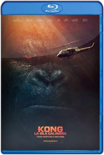 Kong: La isla Calavera (2017) HD 720p Español
