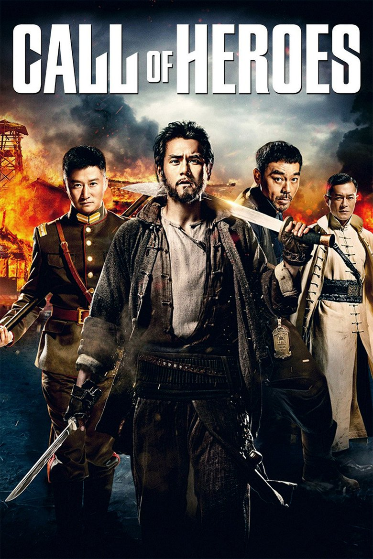 Call of Heroes (2016) HD 720p Latino