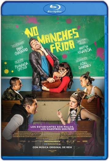 No Manches Frida (2016) HD 720p Latino