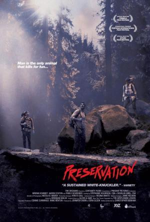 Supervivencia (Preservation) (2014) HD 720p Español