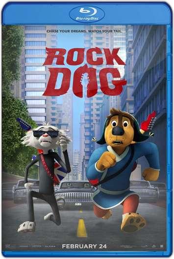 Rock Dog: el perro rockero (2016) HD 720p Latino