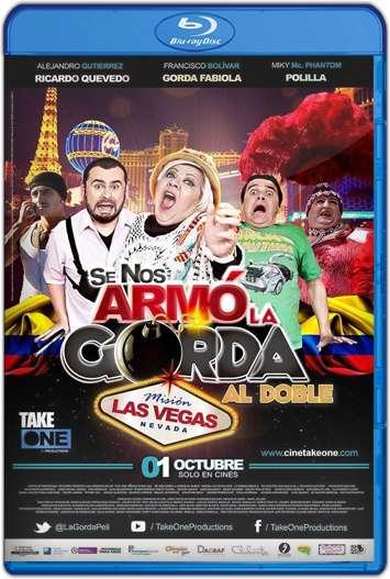 Se nos armó la gorda al doble: Misión Las Vegas (2016) HD 720p Latino