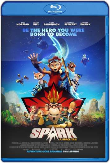 Spark: A Space Tail (2017) HD 720p Latino