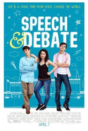 Speech & Debate (2017) HD 720p Español