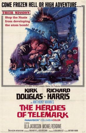 The Heroes of Telemark (1965) DVDRip Subtitulados