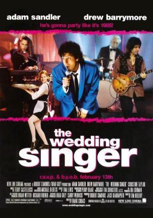 The Wedding Singer (1998) BluRay 720p Subtitulados