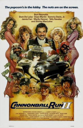 Cannobal Run 2 (1984) BluRay 720p Subtitulados