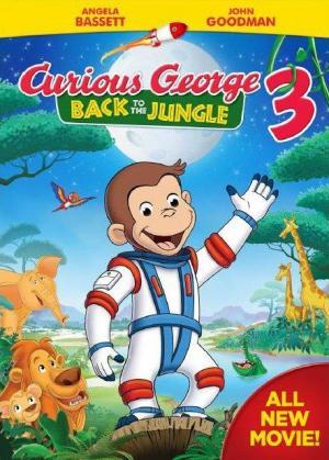 Curious George 3: Back to the Jungle (2015) BluRay 1080p Subtitulados