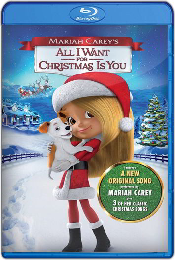 Mariah Carey's All I Want for Christmas Is You (2017) BluRay 1080p Dual Latino / Ingles
