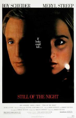 Still Of The Night (1982) BluRay 720p Subtitulados