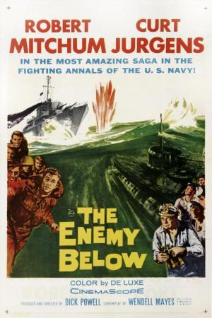 The Enemy Below (1957) BluRay 720p Subtitulados