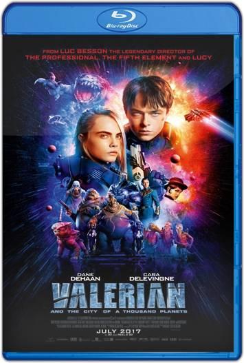 Valerian y la Ciudad de los Mil Planetas (2017) HD 720p Latino