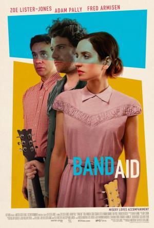 Band Aid (2017) DVDRip Español