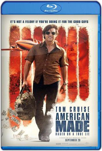 American Made (2017) BluRay 1080p Dual Latino / Ingles