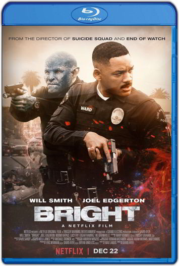 Bright (2017) HD 720p Latino