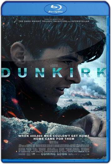 Dunkerque (2017) HD 720p Latino