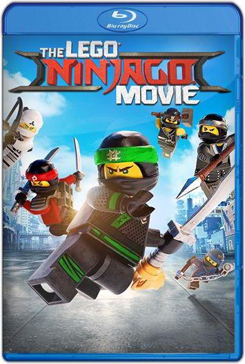 Lego Ninjago: La película (2017) HD 720p Latino