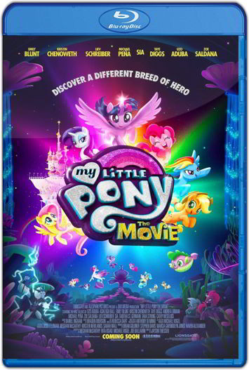 My Little Pony: La Película (2017) HD 720p Latino
