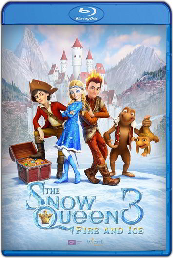 The Snow Queen 3: Fire and Ice (2016) HD 720p Latino