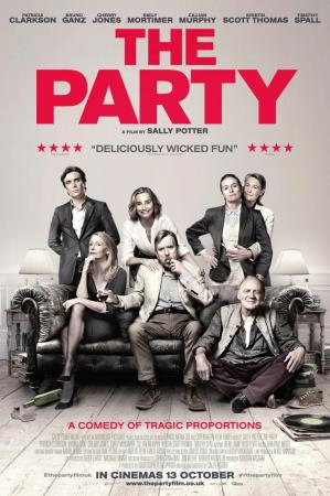 The Party (2017) DVDrip