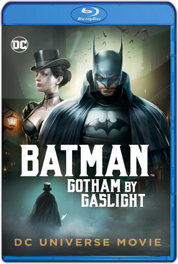 Batman: Gotham a luz de gas (2018) HD 720p Latino