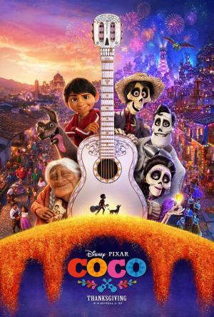 Coco (2017) HD 720p Subtitulada
