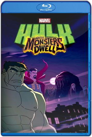Hulk: Where Monsters Dwell (2016) HD 720p Latino