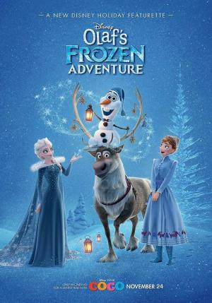 Olaf's Frozen Adventure (S) (2017) BluRay 1080p Dual Latino / Ingles