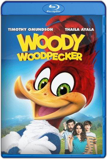 Woody Woodpecker (2017) BluRay 1080p Dual Latino / Ingles