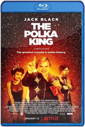 The Polka King (2017) BluRay 1080p Dual Latino / Ingles