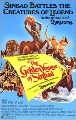 The Golden Voyage of Sinbad (1973) BluRay 720p Subtitulados