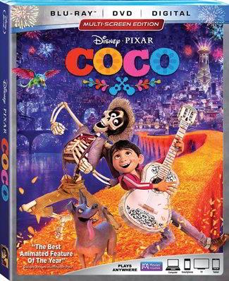 Coco (2017) HD 720p Latino