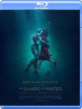 La Forma del Agua (2017) HD 720p Latino Dual