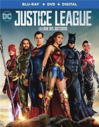 Liga de la Justicia (2017) HD 720p Latino