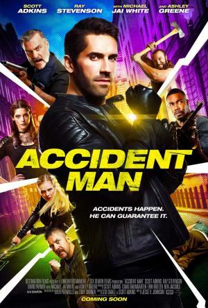 Accident Man (2018) DVDRip Subtitulados