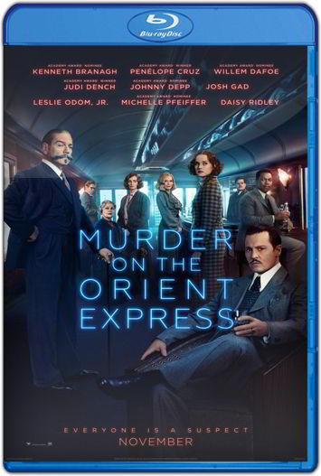 Asesinato en el Expreso Oriente (2017) HD 720p Latino